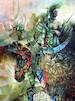 """Und Fest zum 25. Jubiläum von Arauco, mit Ausstellungseröffnung: """"Artistas de la Galeria"""", Werke vieler Künstler, Live Juan Paplo Moreno (Liedermacher), das Gitarrenduo """"Contrabando"""" mit Flamenco, Klassik und Bossa Nova, die Sängerin Annika Sesterhenn und der"""