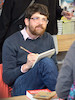 """Kinderprogramm """"Erlanger Poetenfest"""": """"Kinder lieben Comics I"""", Live-Zeichnen mit Mawil, Lesungen mit Martin Baltscheit, Anne Becker, Tanja Esch und Matthias Wieland"""