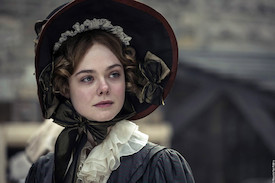 Mary Shelley - Elle Fanning