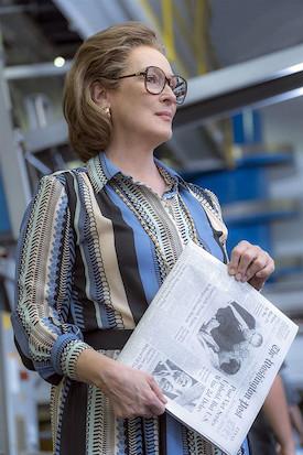 Die Verlegerin; Meryl Streep